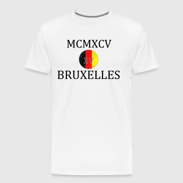 BRUSSELS 1995 - Men's Premium T-Shirt