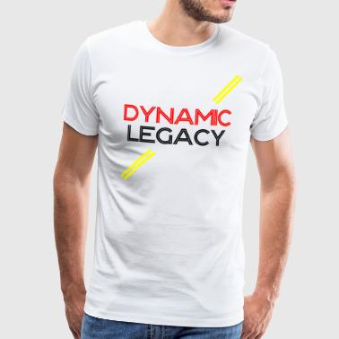 Dynamic Legacy - Men's Premium T-Shirt
