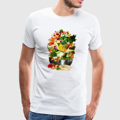 VEGAN COLLECTION - Premium-T-shirt herr