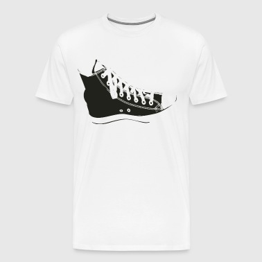 chuck shoe - Men's Premium T-Shirt