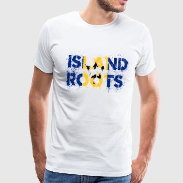 Barbados Roots - Men's Premium T-Shirt