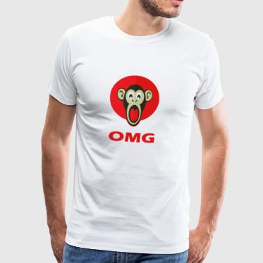 APE GEIL - Men's Premium T-Shirt