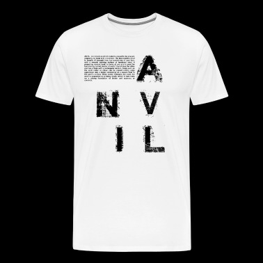 ANVIL - Men's Premium T-Shirt