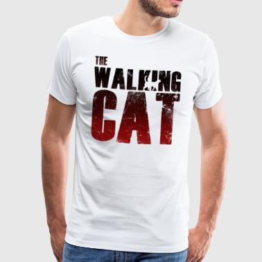 cat | chat - T-shirt Premium Homme