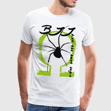 omega spider - Men's Premium T-Shirt