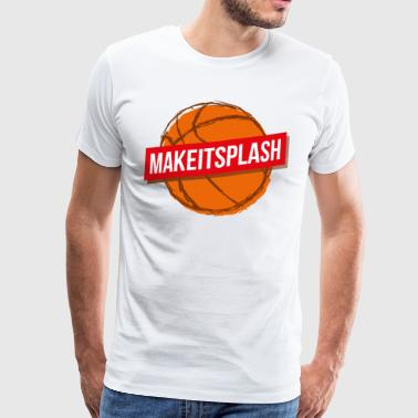 Make it splash - Maglietta Premium da uomo