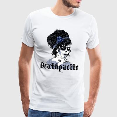 Ink mørkt - Deathpacito - Premium T-skjorte for menn