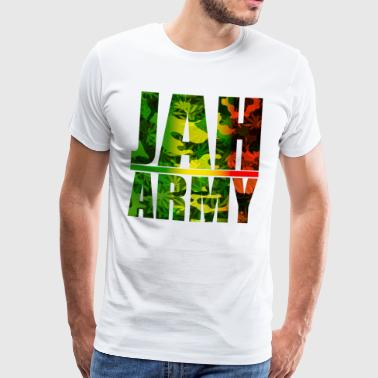 Jah Army - Men's Premium T-Shirt