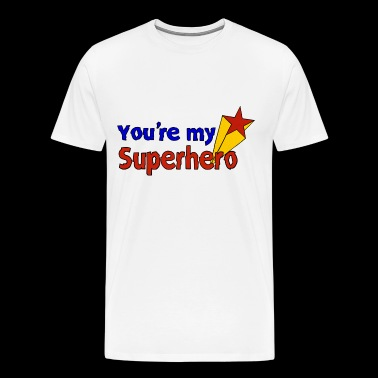 My super heros - Men's Premium T-Shirt