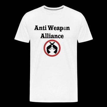 Alliance anti-armes - Alliance anti-armes - T-shirt Premium Homme