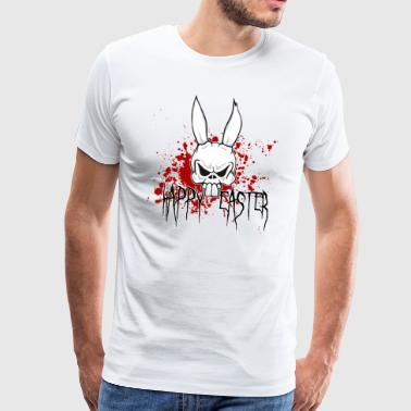 scary easter - Men's Premium T-Shirt