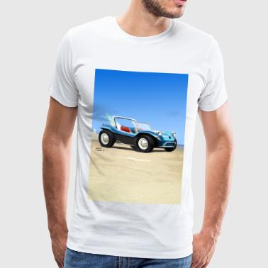Sand Buggy - Men's Premium T-Shirt