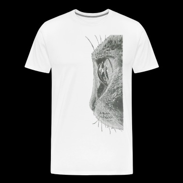 Cat Eye - T-shirt Premium Homme