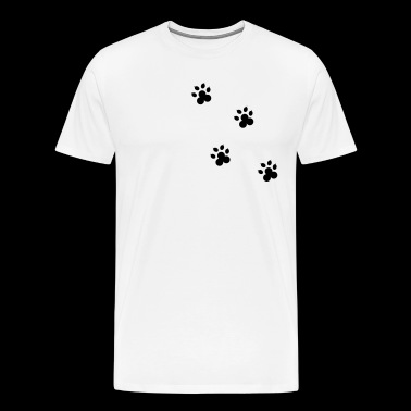 chat - T-shirt Premium Homme
