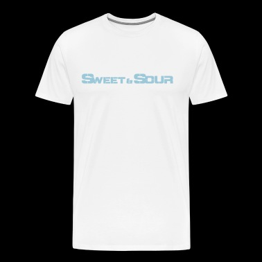 Sweet sour - Men's Premium T-Shirt