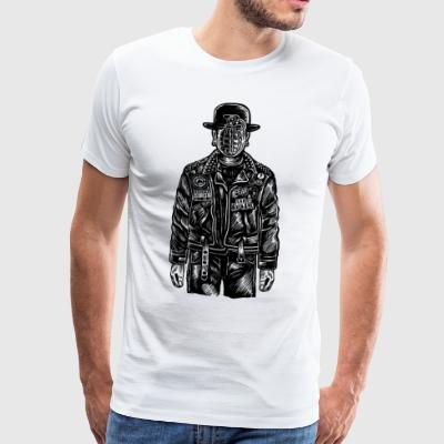 The Son Of Grenade - Mannen Premium T-shirt
