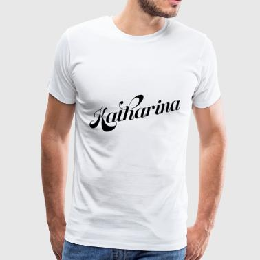 Catherine - Men's Premium T-Shirt