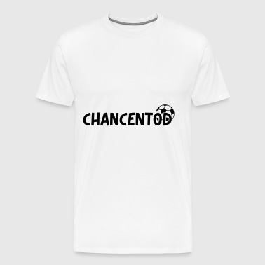 Chancentod - Mannen Premium T-shirt