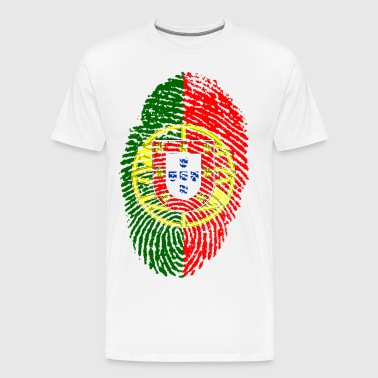 PORTUGAL PORTUGUESE FOOTBALL WORLD CHAMPIONSHIP - Men's Premium T-Shirt