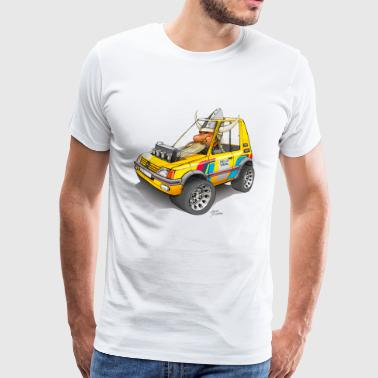 Méca-Viking Racing Team - T-shirt Premium Homme