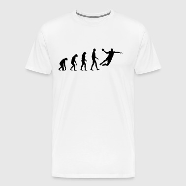 Evolution Handball - Premium-T-shirt herr