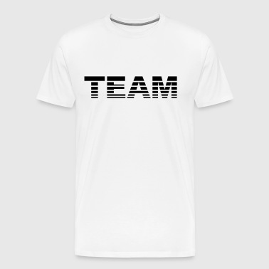 Team - Mannen Premium T-shirt