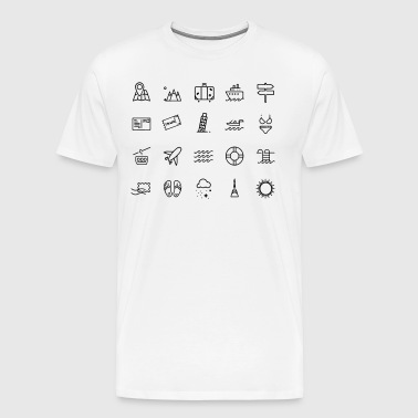 Icons - Men's Premium T-Shirt