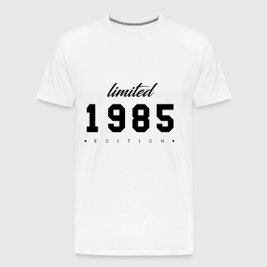 Limited Edition 1985 (Gift) - Men's Premium T-Shirt