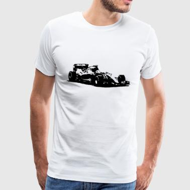 Formula One - Racecar - Men's Premium T-Shirt