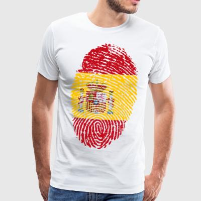 SPAIN SPAIN ESPANA SOUTH GIFTS T-SHIRT - Men's Premium T-Shirt