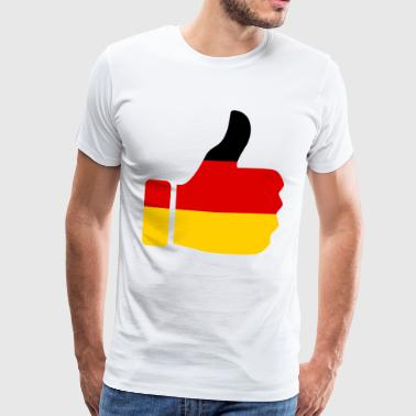 GERMANY / GERMANY - Men's Premium T-Shirt