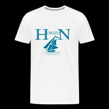 Horizon - Men's Premium T-Shirt