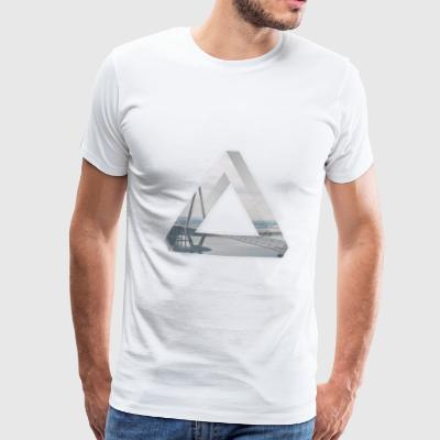 Penrose Bridge - Men's Premium T-Shirt