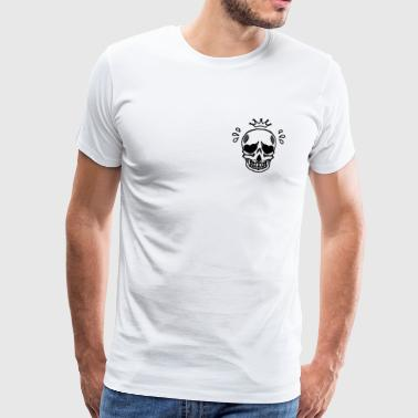 Skull King - Men's Premium T-Shirt