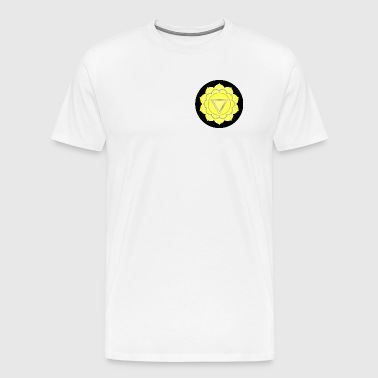 Solarplexuschakra - the mental body! - Men's Premium T-Shirt
