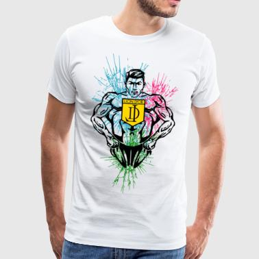 LD_Hero - Men's Premium T-Shirt