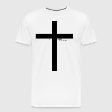 En enfer Cruz - T-shirt Premium Homme