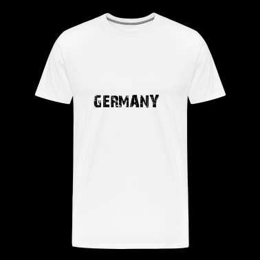 Sport Shirt - Germany Crunch - Männer Premium T-Shirt