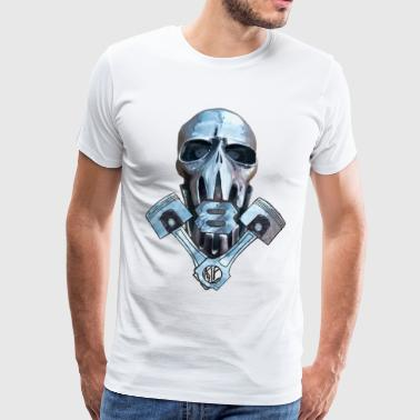 V8 SuperFanatique - Premium-T-shirt herr