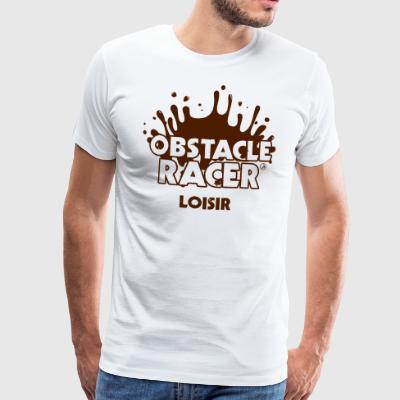 Obstacle Racer Loisir - T-shirt Premium Homme
