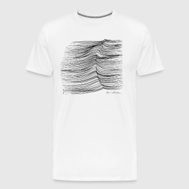 LIQUID ADDICTION - Men's Premium T-Shirt