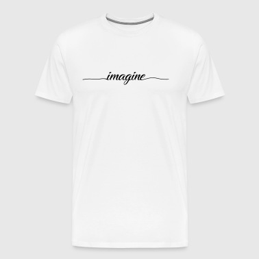 IMAGINE - T-shirt Premium Homme