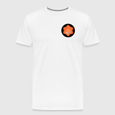 Sacral Chakra - The River of Life Energy! - Mannen Premium T-shirt