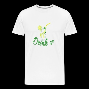 Cocktail - refreshment drink - Men's Premium T-Shirt