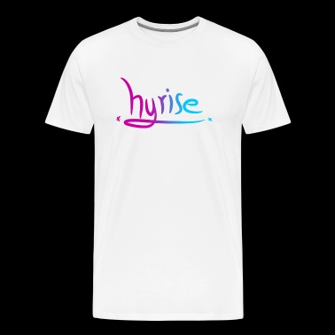 Writing HyriseFM - Men's Premium T-Shirt