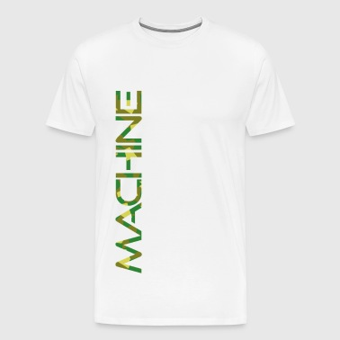 MACHINE - Men's Premium T-Shirt