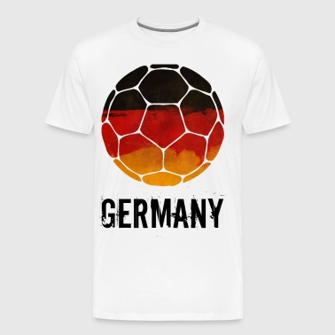 Germany Football - Männer Premium T-Shirt