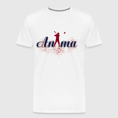 anima - Premium T-skjorte for menn