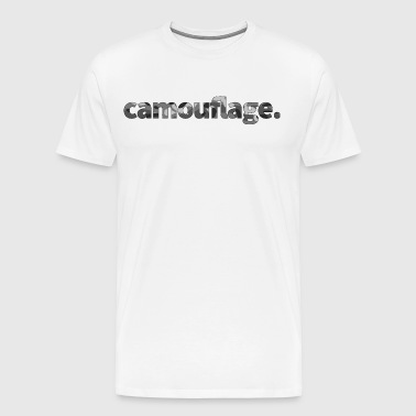 camouflage - T-shirt Premium Homme