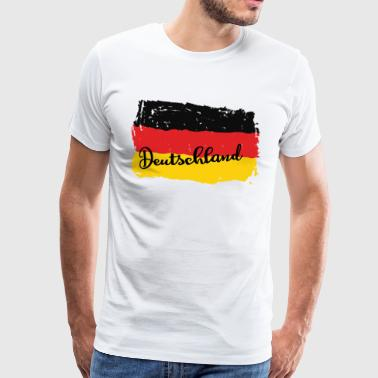 Soccer World Cup Gift Sports Event Germany - Men's Premium T-Shirt